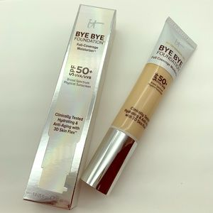 It Bye Bye foundation full coverage in Fair SPF 50